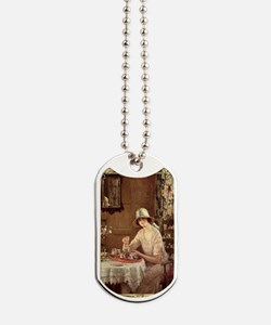 Afternoon Tea Dog Tags