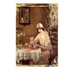 Afternoon Tea Postcards (Package of 8)