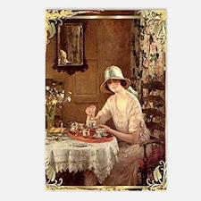 Afternoon Tea Postcards (Package of 8)