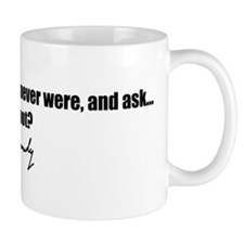 RFK Why Not? Small Mug