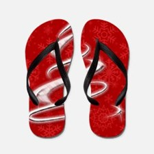 Candy Christmas Tree Flip Flops