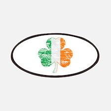 Vintage Irish Flag Shamrock Patches