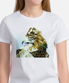 Red-tail Watercolor Tee