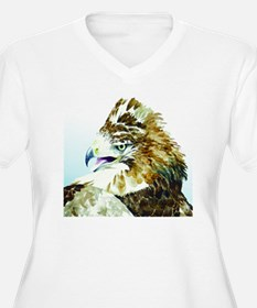 Red-tail Watercol T-Shirt
