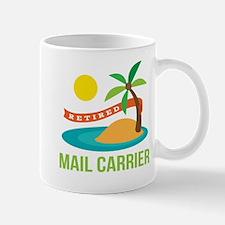 Retired Mail Carrier Mug