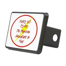 Physician Assistant Hitch Cover