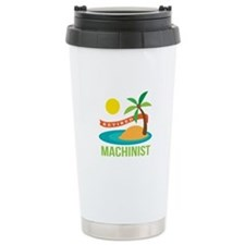 Retired Machinist Travel Mug