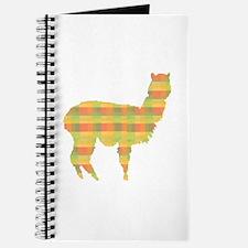Plaid Alpaca Journal