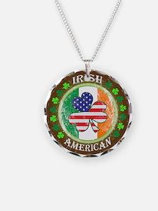 Irish American Necklace