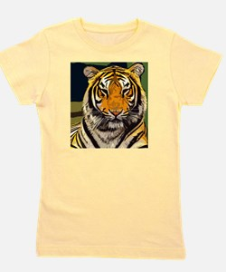 Another Tiger  Girl's Tee