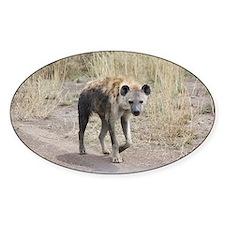 Hyena Decal