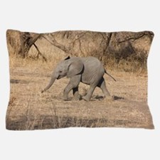 Baby Elephant Pillow Case
