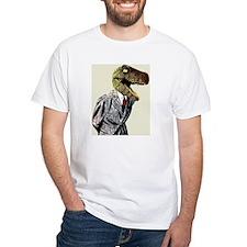 T-Rex Business Man Shirt