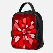 Hearts Galore Neoprene Lunch Bag