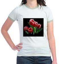 Tulip Flower Red Plant T