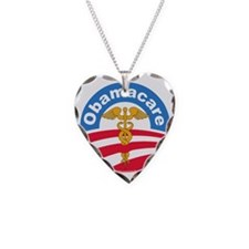 Obamacare 1.1 Necklace