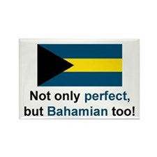 Perfect Bahamian Rectangle Magnet