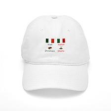 Irish Italian Baseball Cap