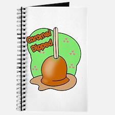 Caramel Dipped Journal