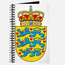 Coat of Arms of Denmark Journal