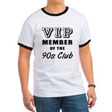 90's Club Birthday T