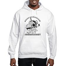Bone Crushing Juggernaut Logo Hoodie