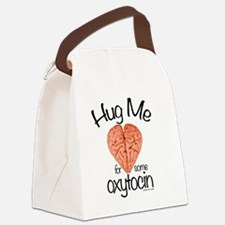Oxytocin 10x10 Canvas Lunch Bag