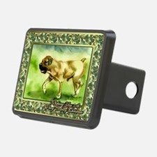 Boerboel Dog Christmas Hitch Cover