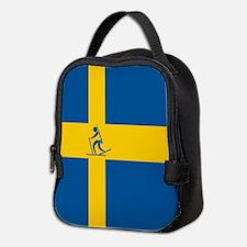 Team Biathlon Sweden Neoprene Lunch Bag