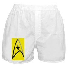 Star Trek Captain Kirk Retro Boxer Shorts