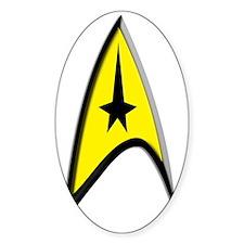 Star Trek Captain Kirk Decal