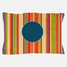 color barcode Pillow Case