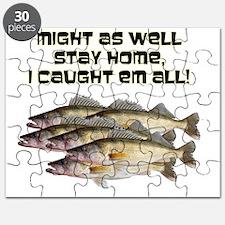 Walleye humor Puzzle