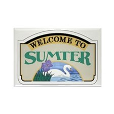 Cute Sumter Rectangle Magnet
