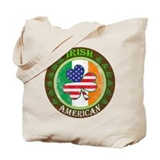 Irish American Tote Bag