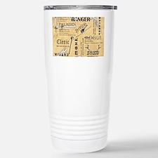 Classes Travel Mug