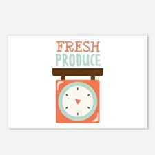 Fresh Produce Postcards (Package of 8)