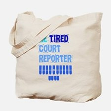 Re:tired Tote Bag