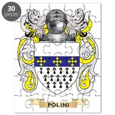 Polini Coat of Arms (Family Crest) Puzzle