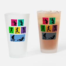 bright 6X Drinking Glass