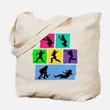 OUT! Tote Bag