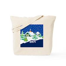 204 Tote Bag