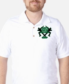 Gold Medal Golf Shirt