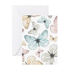 Beautiful Butterflies Greeting Card