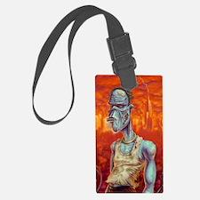 18x13_ZombiePortrait_FullBody Luggage Tag
