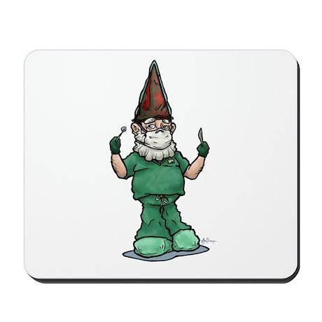 Surgeon Gnome Mousepad