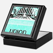 Union Terminal Keepsake Box
