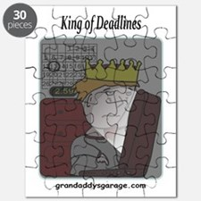 King of Deadlines Puzzle