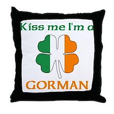 Gorman Family Throw Pillow