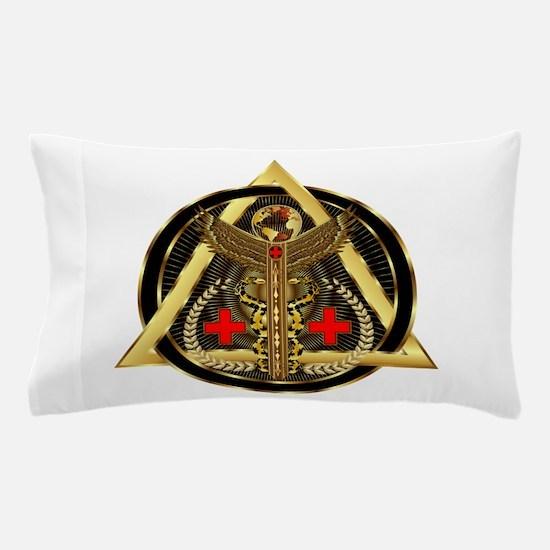 Medical Universal Design Artist Concept Pillow Cas